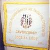 Sztandar Oddziału Łódź poświęcony 13.12.1998r. w kościele Matki Boskiej Zwycięskiej w Łodzi