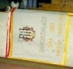 Sztandar Oddziału Jaworzno poświęcony 16.05.1998r. w kościele MB Nieustającej Pomocy w Jaworznie