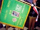 Sztandar Oddziału Radzyń Podlaski poświęcony 15.11.1998r. w kościele Św. Trójcy w Radzyniu Pod