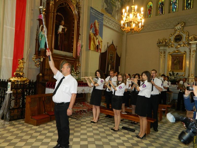 Orkiestra dęta Gminy Mełgiew