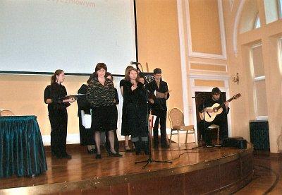 Zespół młodzieżowy ze Stargardu Gdańskiego
