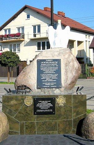 Pomnik w Rembertowie